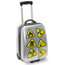 <strong>TrendyKid</strong> Travel Kool Danger Kids Suitcase