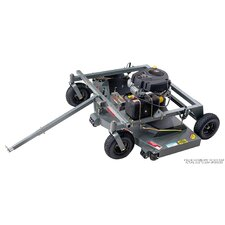 "19 HP 66"" Electric Start Finish Cut Trail Mower"