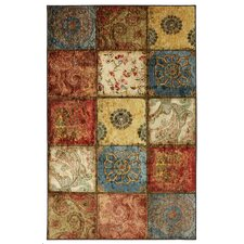 Free Flow Geometric Area Rug