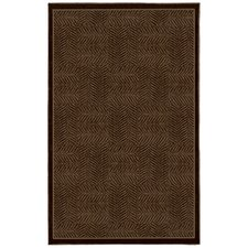 Casual Concepts Tiger Patch Mink Rug