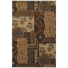 Select Versailles Royal Entrance Blue Rug