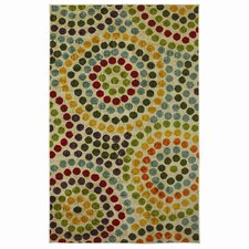 Strata Mosaic Stones Rug