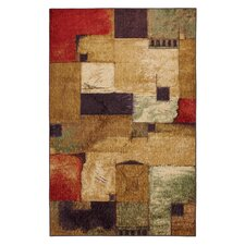<strong>Mohawk Home</strong> Woodgrain Tan Libretto Rug