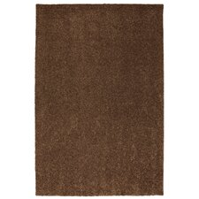 Smart Strand Satin Burnished Brown Rug