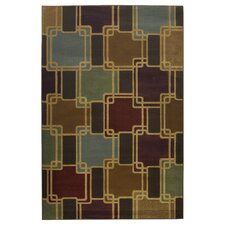 <strong>Mohawk Home</strong> Cachet Dark Butter Conventional Rug