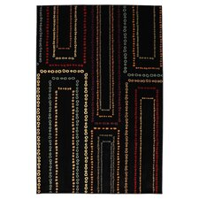 <strong>Mohawk Select</strong> Cachet Black Multi Arcade Rug