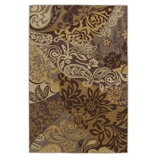 <strong>Mohawk Select</strong> Cambridge Paisley Patchwork Rug