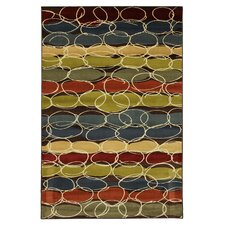 Estate Multi Layered Bubbles Rug