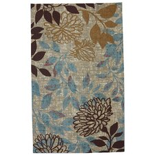 Outdoor/Patio Multi Bella Garden Rug