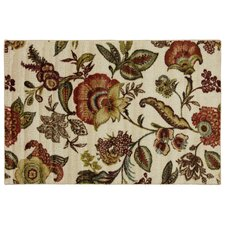 Canvas Multi Rousse Rug