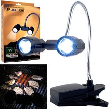 Adjustable LED Barbeque Grill Light