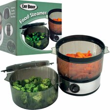 <strong>Chef Buddy</strong> 4 Quart Food Steamer
