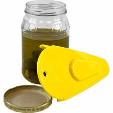 <strong>Chef Buddy</strong> 2-Piece Jar and Soda Opener Set