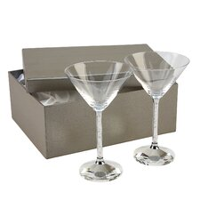 Casablanca Martini Glasses (Set of 2)