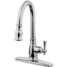 Varismo One Handle Centerset Bar Kitchen Faucet