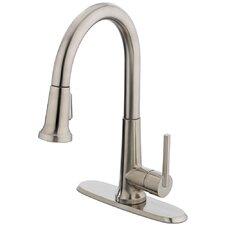 Ancona One Handle Centerset Bar Kitchen Faucet