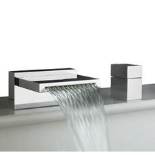 <strong>Artos</strong> Quarto Single Handle Deck Mount Tub Spout Trim