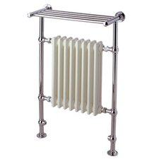 Leadon Floor Mount / Wall Mount Hydronic/ Electric Towel Warmer