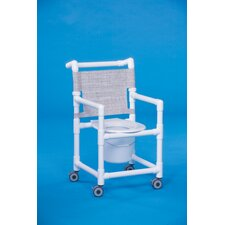 <strong>Innovative Products Unlimited</strong> Shower Chair Commode