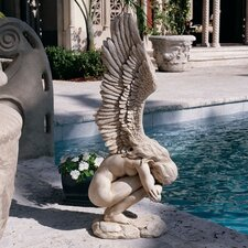Remembrance and Redemption Angel Statue