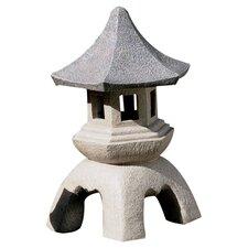 Pagoda Lantern Statue