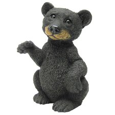 <strong>Design Toscano</strong> Standing Little Bear Cub Statue