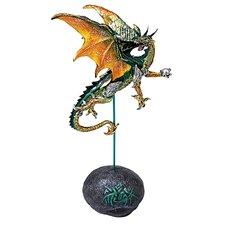 <strong>Design Toscano</strong> Dragon Minion of Darkness Earth Statue