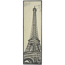 Eiffel Tower Framed Photographic Print