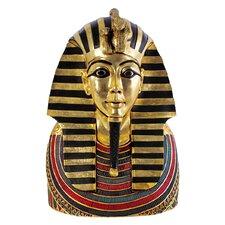 Egyptian The Golden Shroud of Tutankhamen Bust