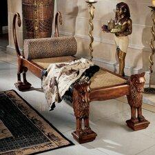 Tutankhamun's Ritual Lion Divan