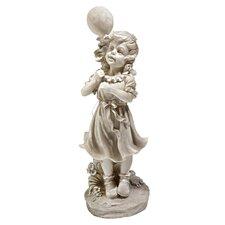 Jessie and Her Balloon Statue