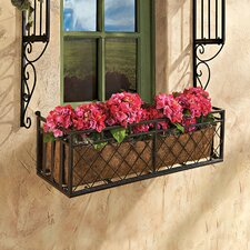 <strong>Design Toscano</strong> Rectangular Window Box