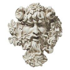 Bacchus God of Wine Greenman Wall Décor