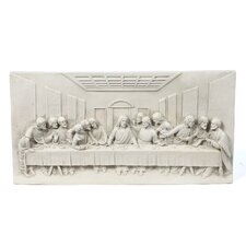 <strong>Design Toscano</strong> The Last Supper Wall Décor