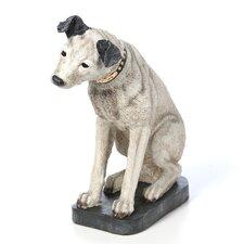 Nipper RCA Dog Statue