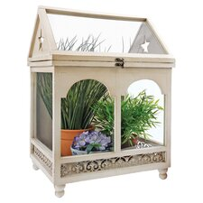 Wardian Terrarium Planter Case