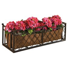 Rectangular Window Box