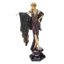 Flapper Follies Coy Poser Figurine