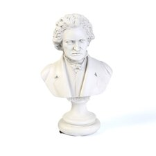Mozart and Beethoven Great Composer Bust