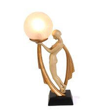 The Desiree Art Deco Lighted Figurine