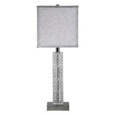 Crystal Cascade Table Lamp (Set of 2)