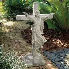 Ascension Christ Statue