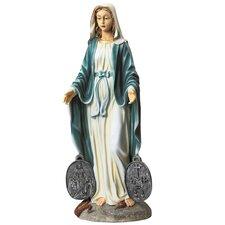 Madonna Sacred Garden Statue