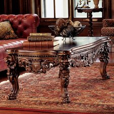 <strong>Design Toscano</strong> The Lord Raffles Coffee Table