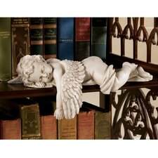 Sleepy Time Baby Angel Figurine