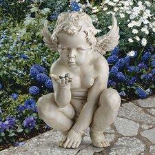 Life's Mysteries Cherub Statue