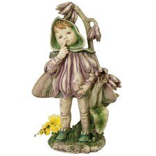 Ella the Littlest Flower Fairy Figurine
