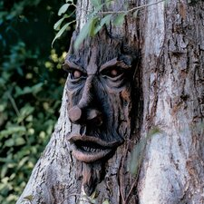 The Spirit of Nottingham Greenman Tree Statue