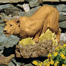 Lioness on The Prowl Statue