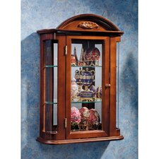 Rosedale Wall Curio Cabinet